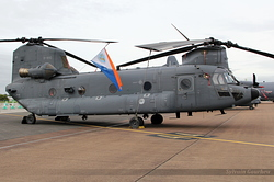 Boeing CH-47F Chinook Netherlands Air Force D-890