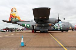 Lockheed C-130E Hercules Pakistan Air Force 4144