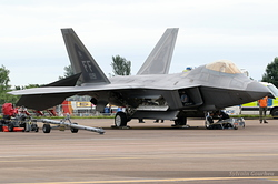 Lockheed Martin F-22A Raptor US Air Force 09-4191 / FF