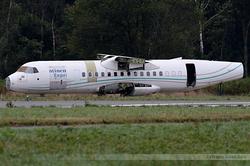 ATR 42-320 Equaflight Service TR-LIW