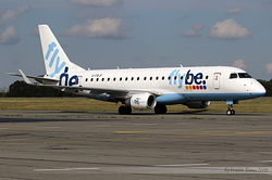 Embraer ERJ-175STD Flybe G-FBJF