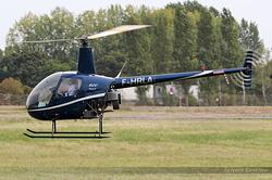 Robinson R-22 Beta II F-HRLA
