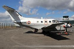 Embraer EMB-121AN Xingu Marine Nationale 77