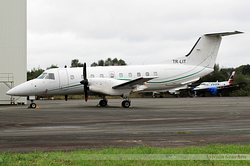 Embraer 120 Brasilia Equaflight Service TR-LIT