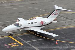 Cessna 510 Citation Mustang GlobeAir OE-FZA
