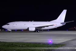 Boeing 737-3Y0(QC) Safair ZS-SMJ