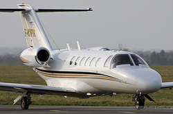 Cessna 525A CitationJet CJ2 F-HMPR