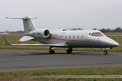 Learjet 60 VistaJet OE-GVN