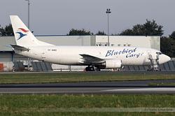 Boeing 737-3Y0 Bluebird Cargo TF-BBD