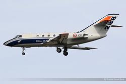 Dassault Falcon 20 E Centre d'Essais en Vol 288 / CV / F-ZACV