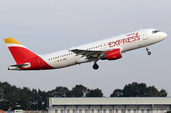 Airbus A320-214 Iberia Express EC-MEH