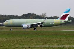 Airbus A320-214SL Eurowings D-AEWR / D-AXAW