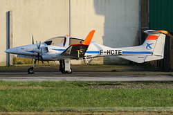 Diamond DA-42 Twin Star ENAC F-HCTE