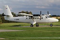 De Havilland Canada DHC-6-200 Twin Otter F-GHRK