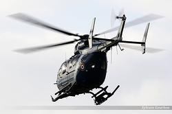 Eurocopter EC 145 Gendarmerie Nationale 9018 / JBC / F-MJBC