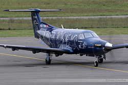 Pilatus PC-12/47E HB-FWA