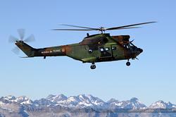 Aérospatiale SA-330B Puma Armée de Terre 1244 / DDO / F-MDDO