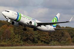 Boeing 737-86J Transavia France F-GZHJ
