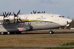 Antonov An-22A Antonov Airlines UR-09307