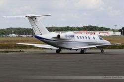 Cessna 525C CitationJet CJ4 D-CHRA