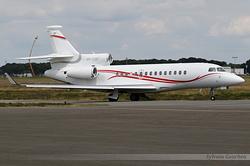 Dassault Falcon 7X VW Air Services VP-CUH
