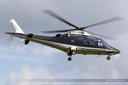 Agusta A-109S Grand Alphi Hélicoptères F-GPHA