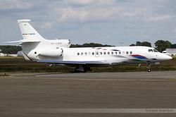 Dassault Falcon 7X VW Air Services VP-CMW