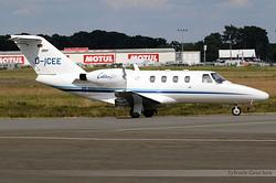 Cessna 525 CitationJet CJ1 D-ICEE