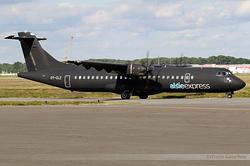 ATR 72-500 Alsie Express OY-CLZ