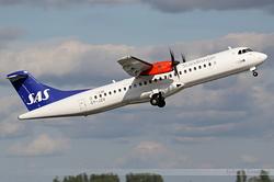 ATR 72-500 SAS Scandinavian Airlines OY-JZV