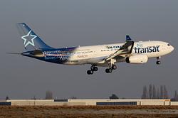 Airbus A330-243 Air Transat / Air Caraibes C-GTSR