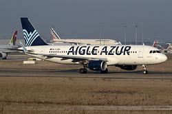 Airbus A320-214(WL)Aigle Azur F-HBIX