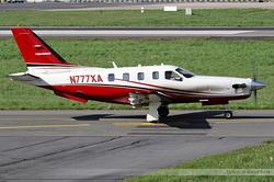 Socata TBM-850 N777XA