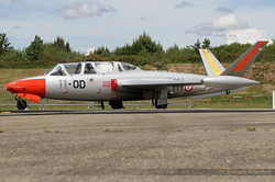 Fouga CM-170 Magister Armée de l'Air 345 / 11-OD