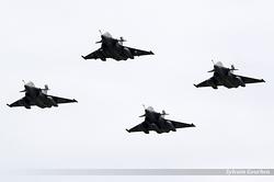 Formation Dassault Rafale Armée de l'Air