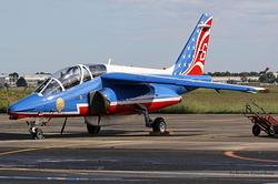 Dassault Alpha Jet E Armée de l'Air 127 / F-UGFK / 6