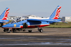 Dassault Alpha Jet E Armée de l'Air 68 / F-TEMO / 8