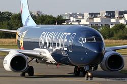 Boeing 737-8K5 TUI Airlines Belgium OO-JAF