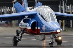 Dassault Alpha Jet E Armée de l'Air 139 / F-UGFC / 2