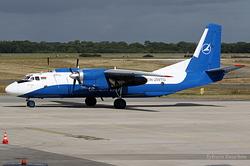 Antonov An-26B Genex EW-259TG