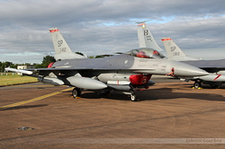 General Dynamics F-16CJ Fighting Falcon US Air Force 91-0412 / SP
