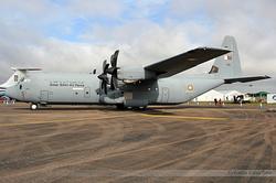 Lockheed C-130J-30 Hercules Qatar Emiri Air Force 213 / MAJ