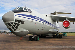 Ilyushin Il-76MD Ukrainian Air Force 78820