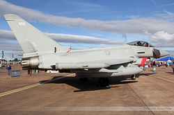 Eurofighter EF-2000 Typhoon FGR4 Royal Air Force ZJ950