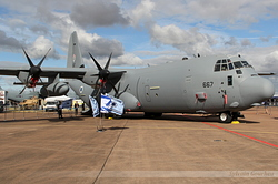 Lockheed C-130J Hercules Israel Air Force 667
