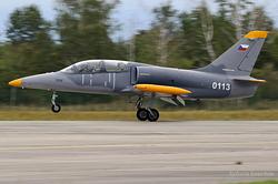 Aero L-39C Albatros Czech Republic Air Force 0113