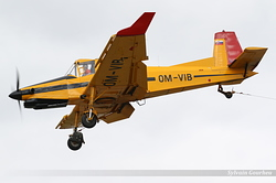 Zlín Aircraft Z-137T Turbočmelák Aero Slovakia OM-VIB