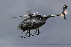 Hughes 500E Heli Czech OK-PKS