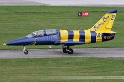 Aero L-39C Albatros Baltic Bees Jet Team YL-KST / 2