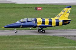 Aero L-39C Albatros Baltic Bees Jet Team YL-KSZ / 3